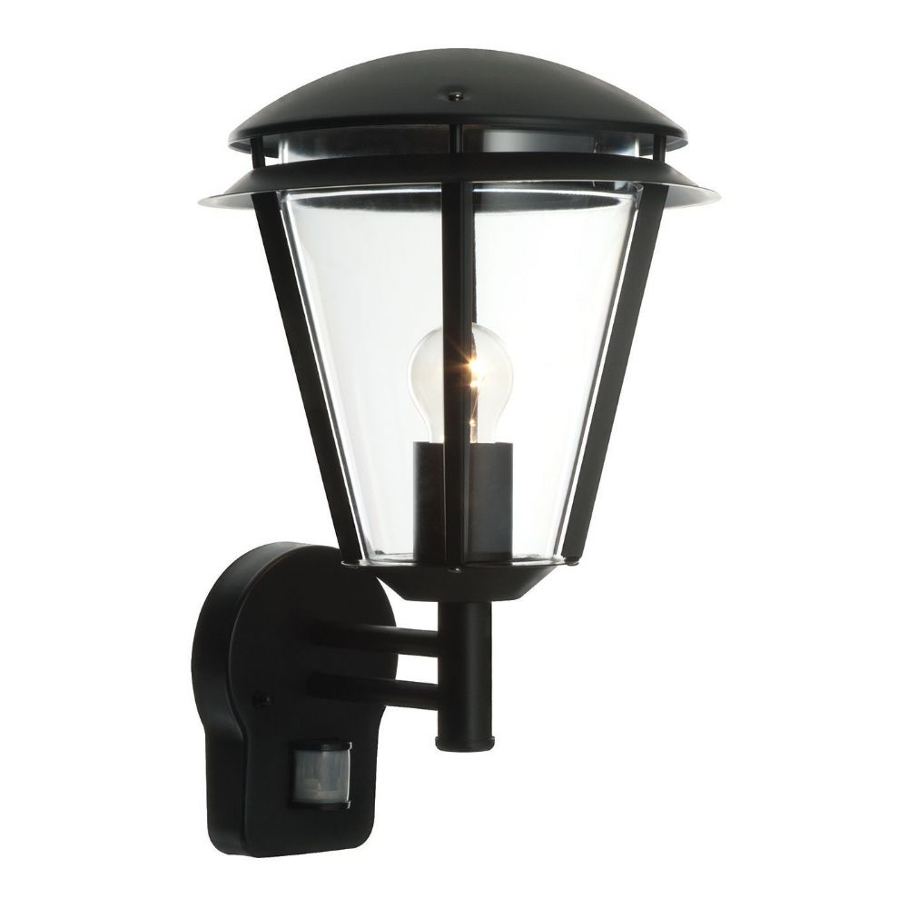 Endon Lighting Outdoor Inova Pir 1lt Wall Light Ip44 60w